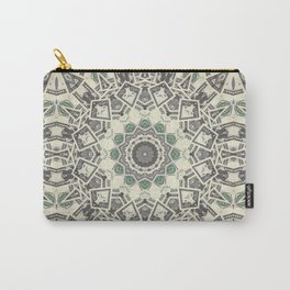 Fifty Fractals Carry-All Pouch