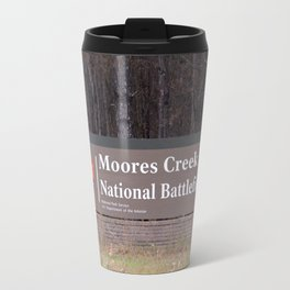 Moores Creek National Battlefield Travel Mug