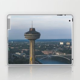 Bullet to the Top Laptop & iPad Skin