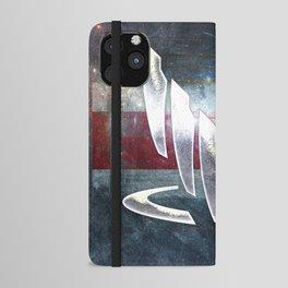 N7 Spectre iPhone Wallet Case