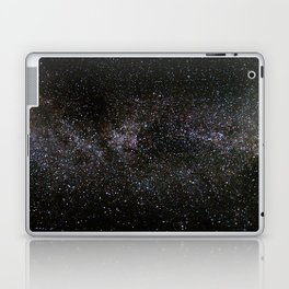 Milky Way Stars Laptop & iPad Skin