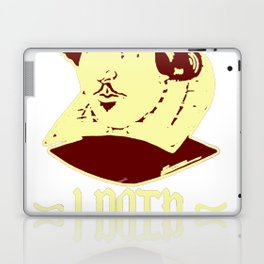 CONSUMED A MOLLY I DOTH PERSPIRE T-SHIRT Laptop & iPad Skin
