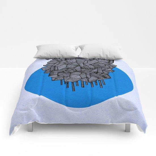 - future grey - Comforters