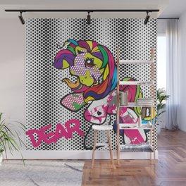 Dear Pony Wall Mural