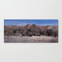 forrest Canvas Prints featuring Forrest by Juliaguo