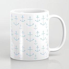 Anchor Script Coffee Mug