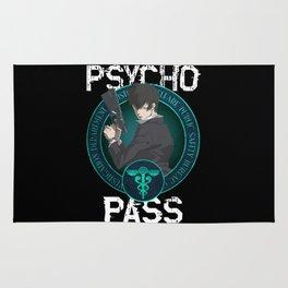 Psycho Pass Rug
