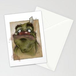 Ogre George Stationery Cards