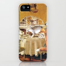 Tiny as a soul, there comes the rabbit iPhone (5, 5s) Slim Case