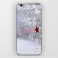 angels iPhone & iPod Skins featuring Angels by SUNLIGHT STUDIOS  Monika Strigel