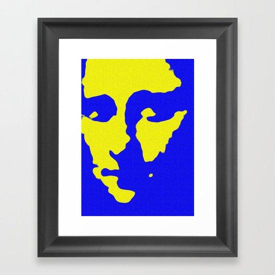 Mona Ing Framed Art Print