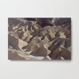 Death Valley 1 Metal Print
