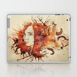 Doris & The Fox Laptop & iPad Skin