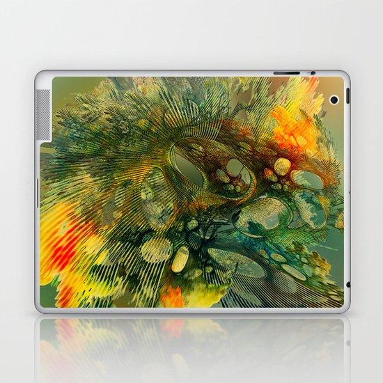 The Flavor of Autumn Laptop & iPad Skin