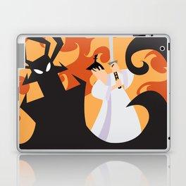 Samurai Jack Laptop & iPad Skin