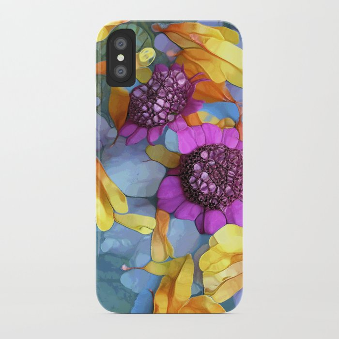 Happy Days Are Here Again iPhone Case