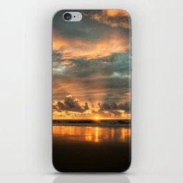 Beach Sunrise iPhone Skin