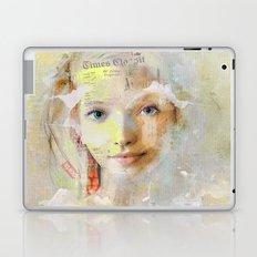 The nice girl Laptop & iPad Skin