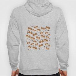 Hedgehogs in autumn Hoody
