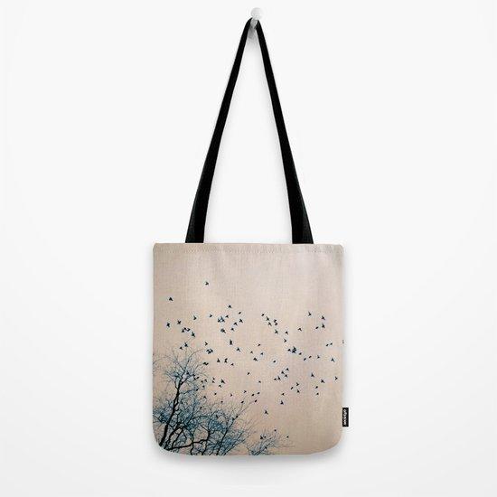 Restless Tote Bag
