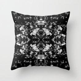 kaleidoscope3 Throw Pillow