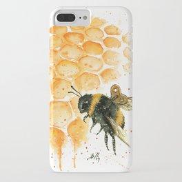 Clockwork Bee II iPhone Case