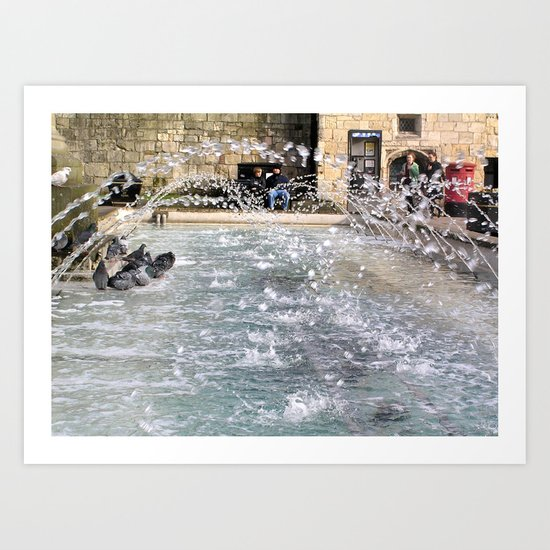 York #22 Art Print