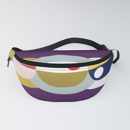 modern abstract VII Fanny Pack