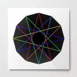 modulo 12 Metal Print
