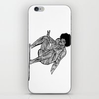 70s iPhone & iPod Skins featuring 70s surfer by terezamc.