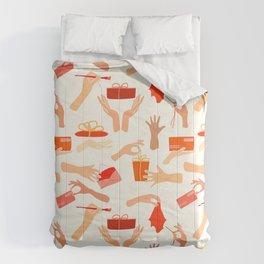Good hands Comforters