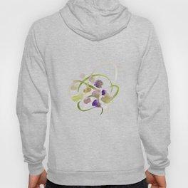Atom Flowers #19 Hoody