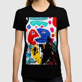 Cannes French Riviera Croisette Carlton Art T-shirt