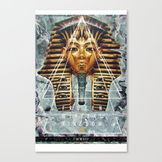MYSTIC//PHARAOH Canvas Print