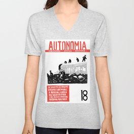 Autonomia n. 18 Unisex V-Neck