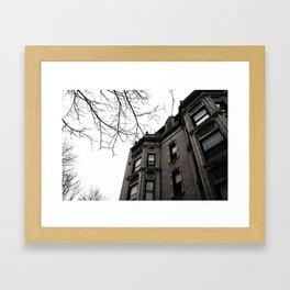 Mansion Framed Art Print
