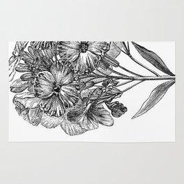 The Flower Rug