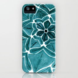 Lovely succulent iPhone Case
