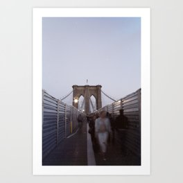 Brooklyn Souls Art Print