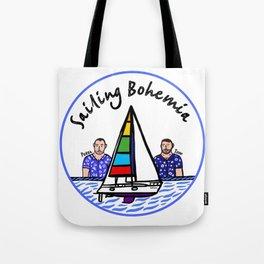 Beard Boy: Sailing Bohemia Tote Bag