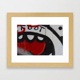 Toofs Framed Art Print