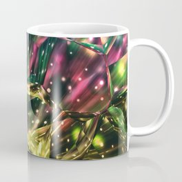 Brilliant Colorful Crystal Coffee Mug