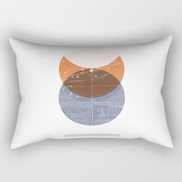 Eclipse I Rectangular Pillow
