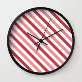 cherry candy Wall Clock