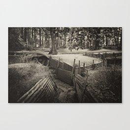 Sanctuary Woods  Canvas Print