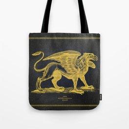 The Mythological Beast Tote Bag