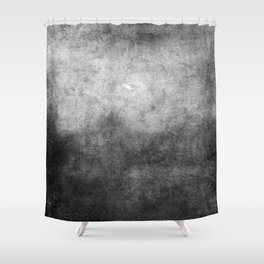 Abstract Cave III Shower Curtain