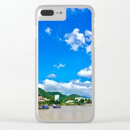 Vietnam NhaTrang Clear iPhone Case