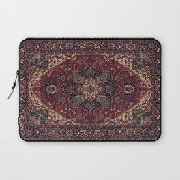 Oriental Rug  Laptop Sleeve