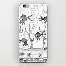 Underwater iPhone & iPod Skin